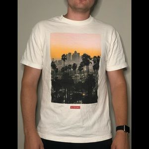PacSun V/SUAL Los Angeles T-Shirt